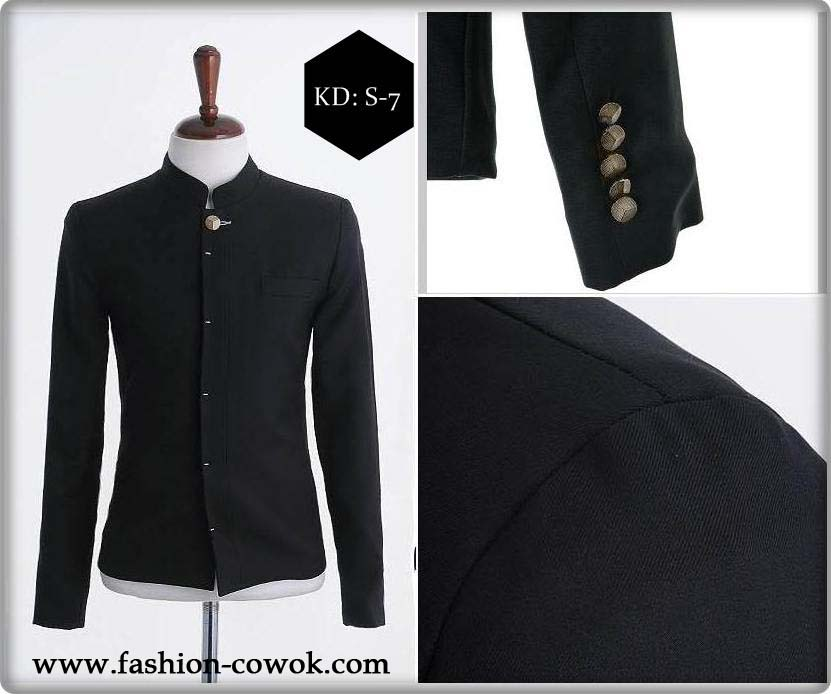 Fashion Cowok Com Gakuran School Premium Edition