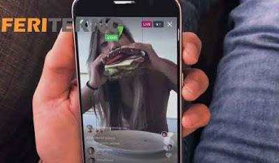 Solusi mengatasi instagram yang tidak bisa live - feri tekno