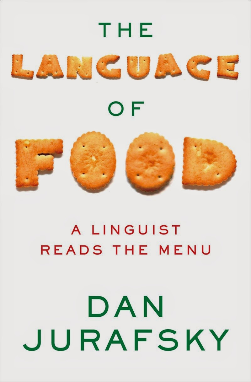 The Language of Food cover