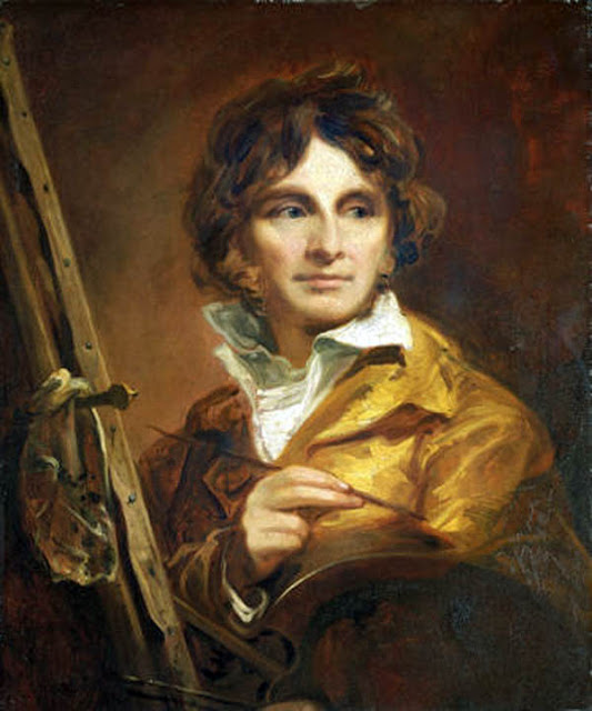 Thomas Barker of Bath, Portraits of Painters, Fine arts, Self-Portraits