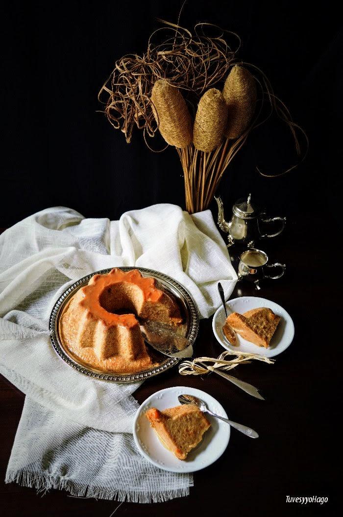 Flan de leche condensada y batata - TuvesyyoHago