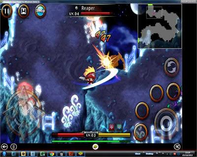 Android di Komputer dediuciha.blogspot.com