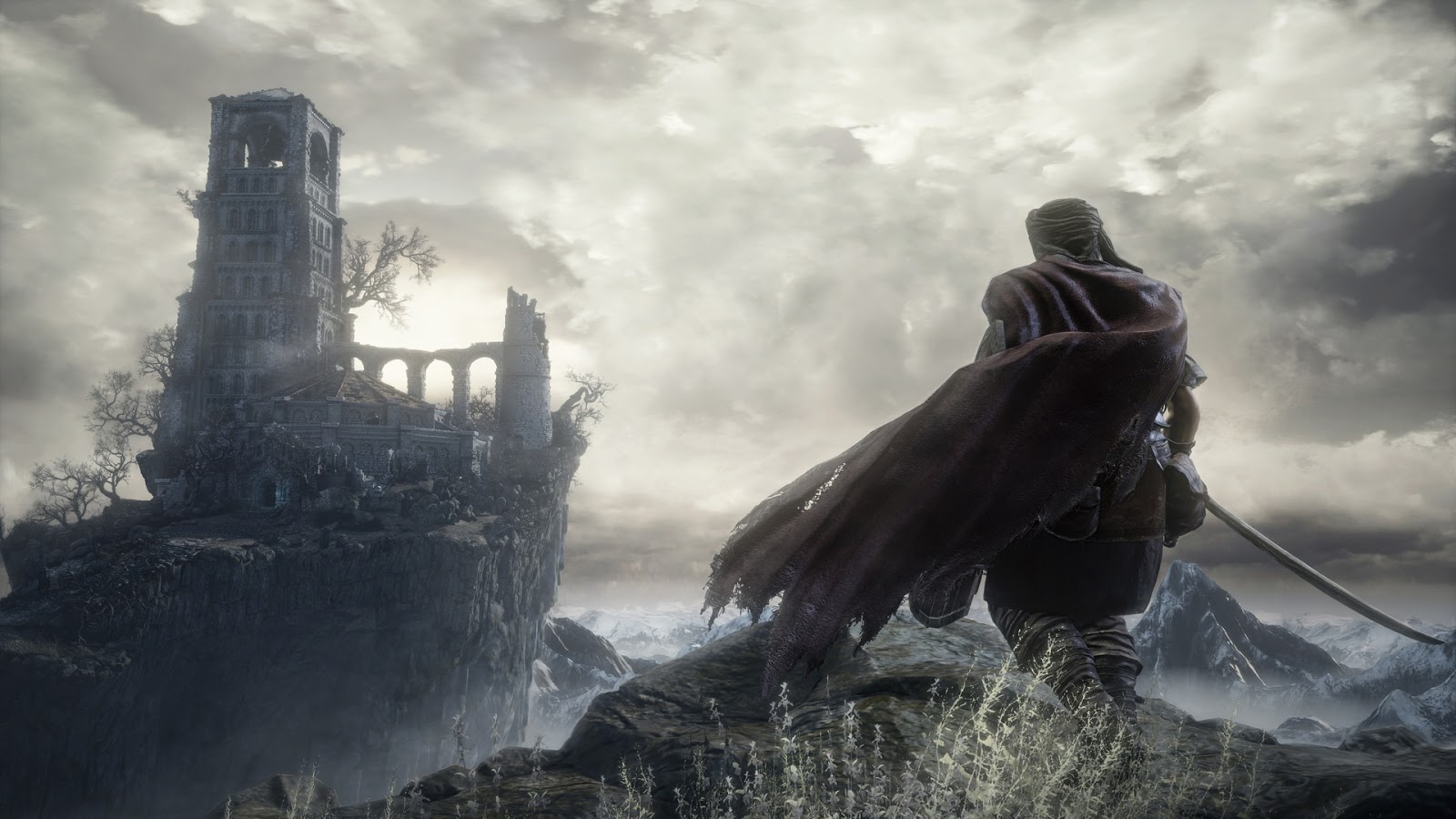 Dark Souls III screenshot №2