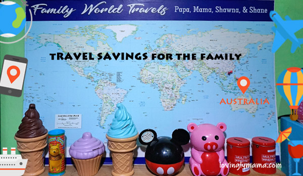travel savings - finances - teaching kids to budget - family travel - mommy blogger - Bacolod mommy blogger - parenting- homeschooling
