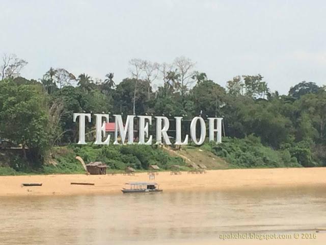 Sungai Pahang, Temerloh