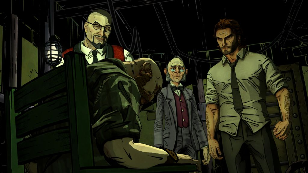 The Wolf Among Us free download mod apk | PC And Modded ...