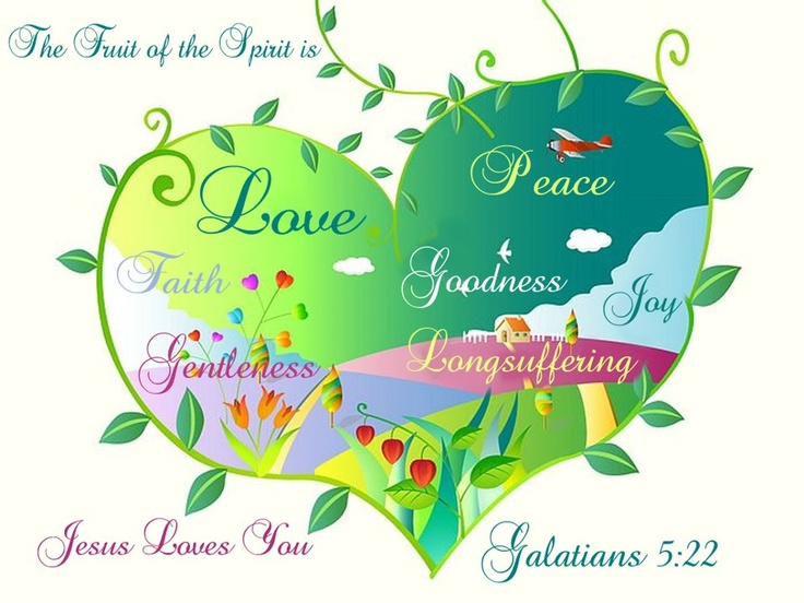The fruit of the Spirit, however, is different from Spiritual Gifts of the Holy Spirit.