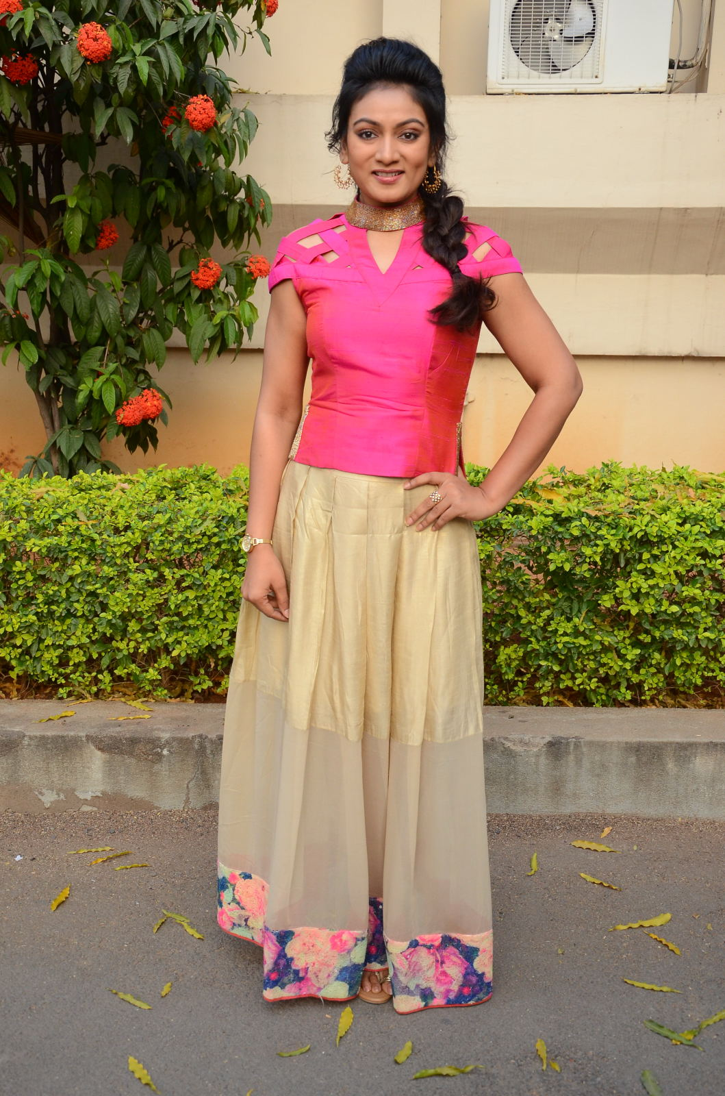 Ashmitha latest glamorous photos-HQ-Photo-3