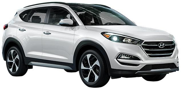 Harga Mobl Hyundai Tucson