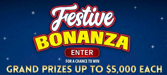 Royal Festive Bonanza Instant Win Game & Sweeps