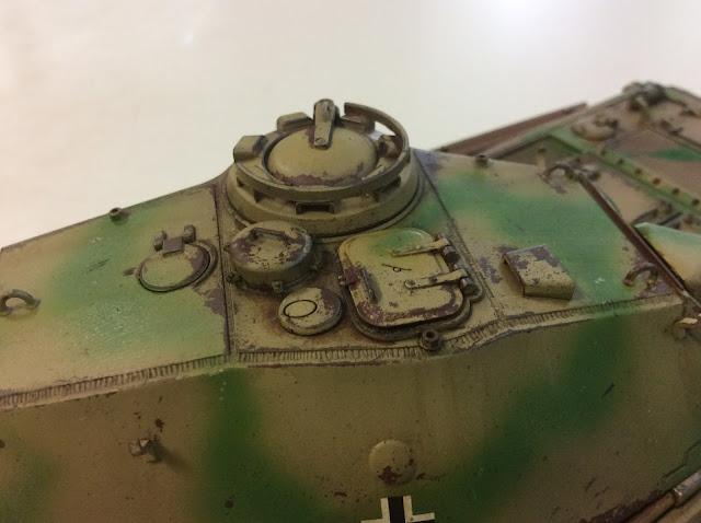 1/35 Dragon VK.45.02(P)H (Kit #6657)