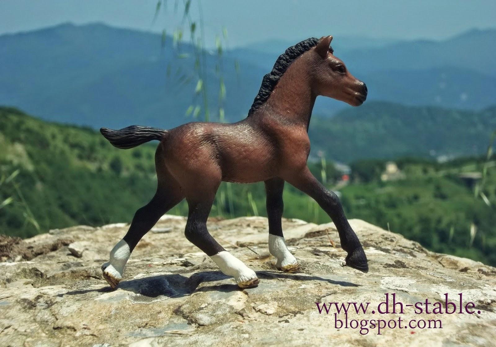 Dh Stable Modelli Di Cavalli Breyer Collecta Stone