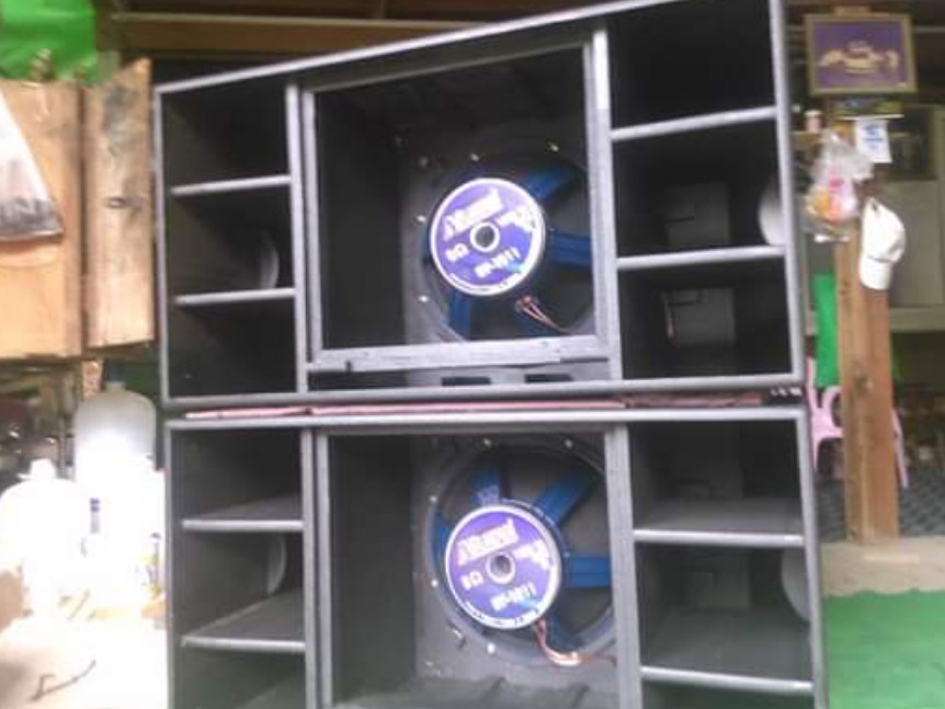 Skema Box Subwoofer 18 Inch DID 118