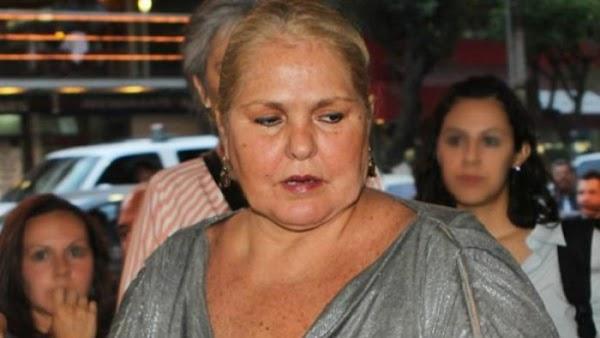 Lupita D´alessio cobrará 1.5 millones de pesos por ir a dar el grito en Sinaloa