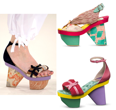 Nancy ♡ Girl Thursday Shoe Geisha Sandals