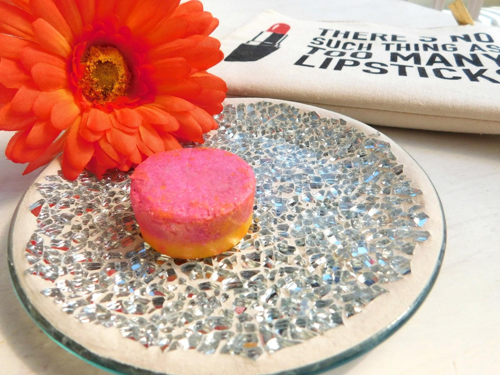 Lush Haul, Lush Favourite Products, Flamingo Lush, Marshmallow Lush, Lush Bubble Bar