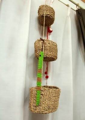 手編み毒ヘビ