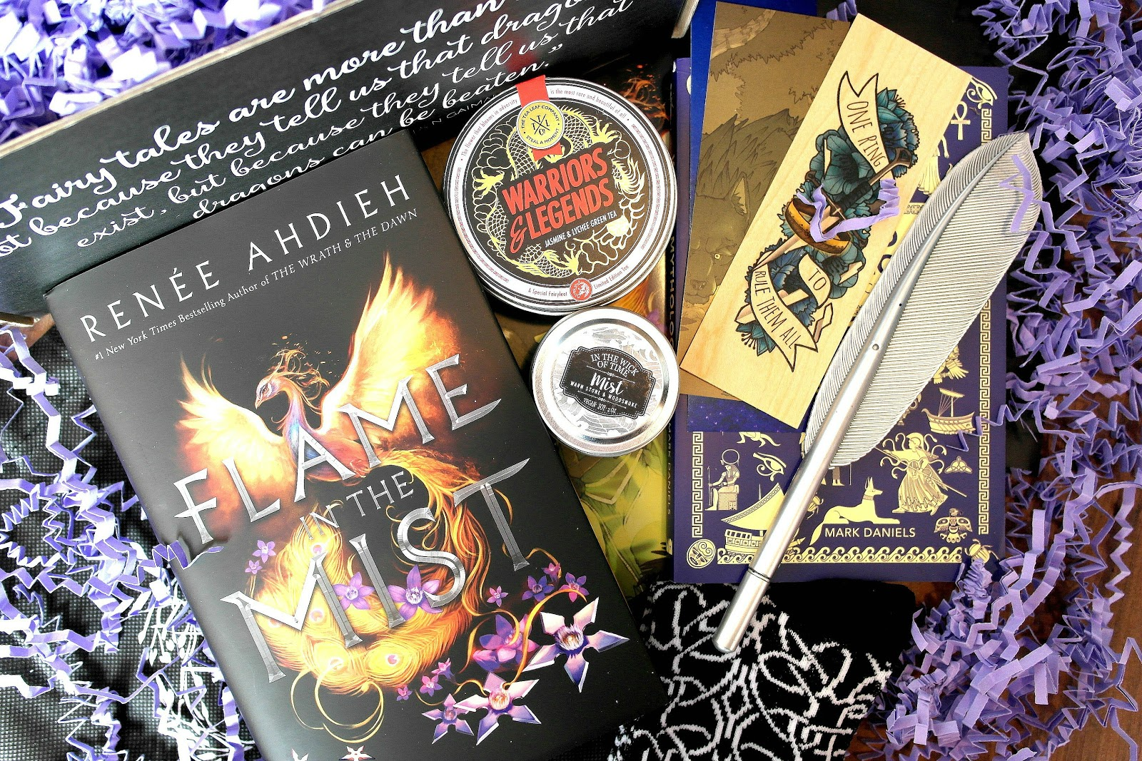 FAIRYLOOT UNBOXING MAY 2017