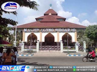 Masjid Agung Sidoarjo DS RENTCAR SEWA MOBILSURABAYA  RENTAL MOBIL SURABAYA