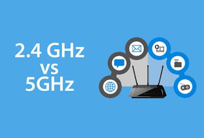 wifi 2.4ghz o 5ghz