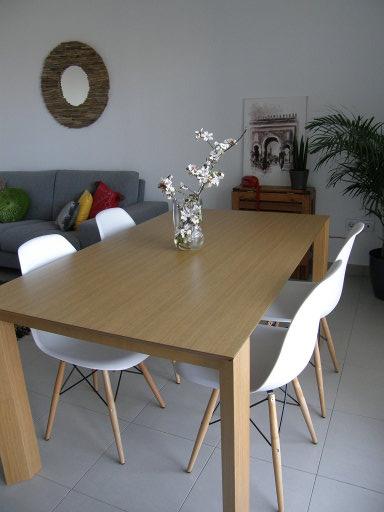 Ikea Bjursta Mesa Comedor En Esta Cocina De En Chalet De Aravaca La