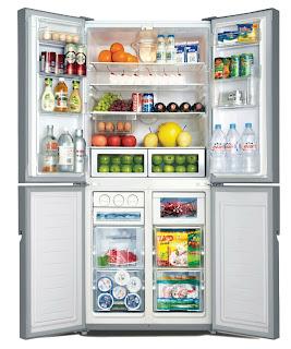 Как хранить продукты питания в холодильнике?
