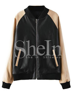 http://es.shein.com/Black-Apricot-Long-Sleeve-PU-Leather-Jacket-p-233417-cat-1776.html