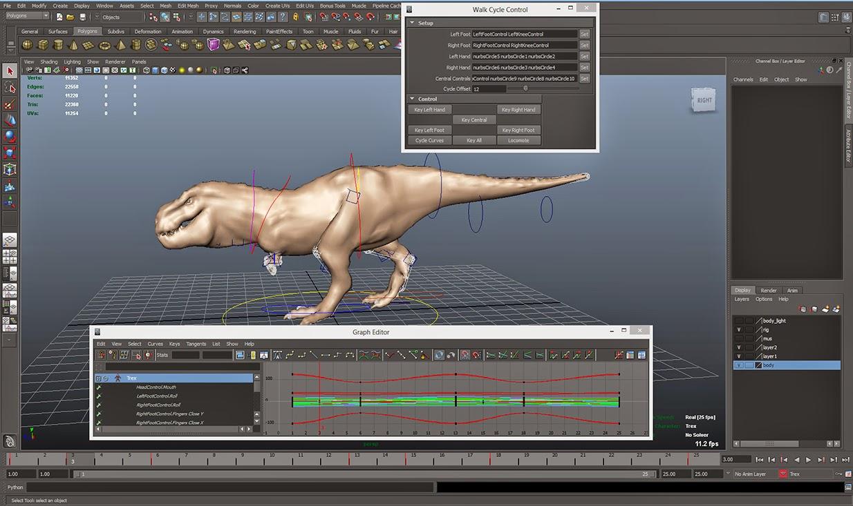 Download Autodesk Maya Bonus Tools 2014 - 2016 | Computer Graphics