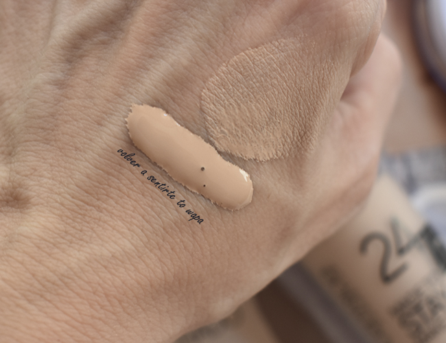 Base de Maquillaje 24h Made To Stay de Catrice - tono 010 Nude Beige