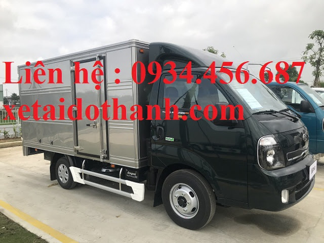 Báo giá lăn bánh xe Kia K200 thùng kín 1.9 tấn