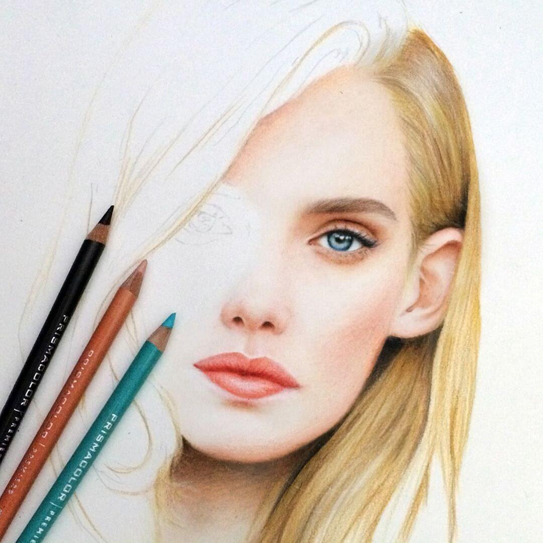 10-Marat-Utamuratov-WIP-Realistic-Portrait-Sketches-www-designstack-co