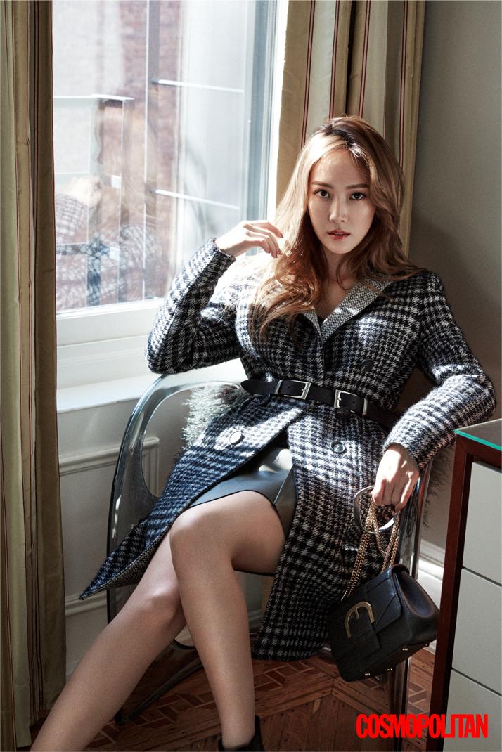 Twenty2 Blog Jessica Jung And F X 39 S Krystal In Cosmopolitan Korea November 2016 Fashion And