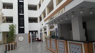 kutahya yoncalı termal otelleri kütahya uygulama oteli kütahya turizm uygulama oteli