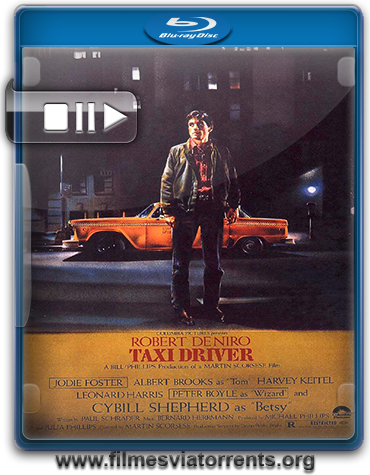 Taxi Driver Torrent - BluRay Rip 720p Legendado (1976)