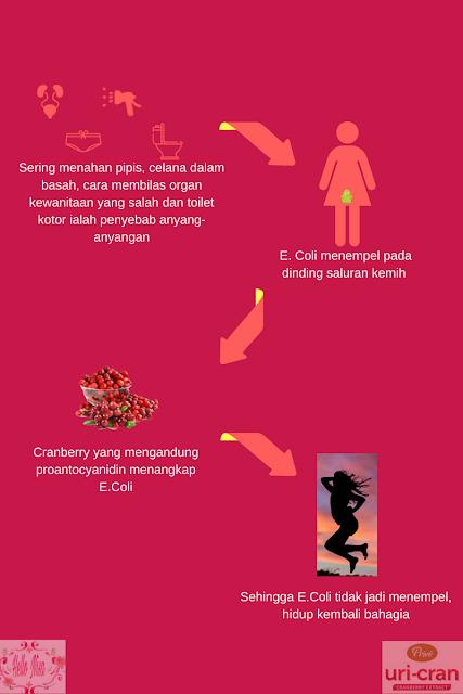 resiko anyang-anyangan bagi wanita dan prive uri-cran solusi alami mencegah anyang-annyangan