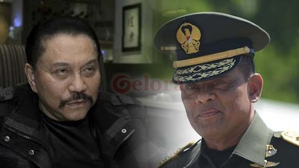 General is Back! Gatot Nurmantyo 'Senggol' Hendropriyono soal Pancasila vs Khilafah