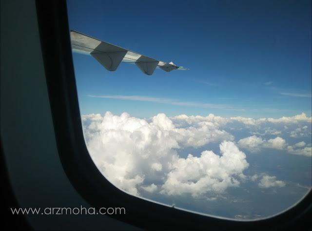 permandangan dari pesawat, tingkap pesawat, permandangan dari firefly, gambar cantik awan,