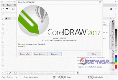 CorelDRAW Graphics Suite 2017 19.0.0.328 Full Version