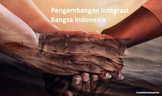 Pengembangan Integrasi Indonesia