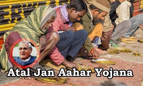 Kerala PSC - Atal Jan Ahar Yojna