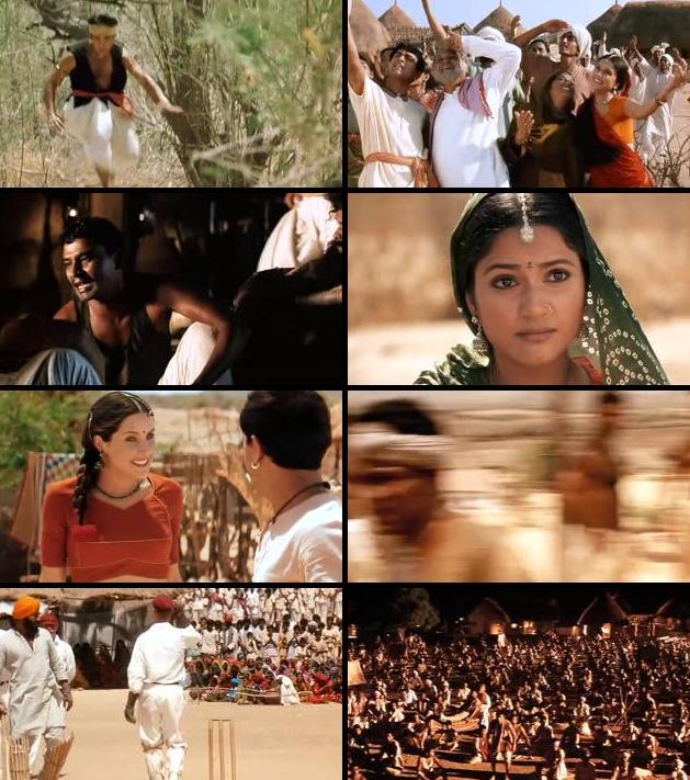 Lagaan 2001 Hindi 720p BluRay