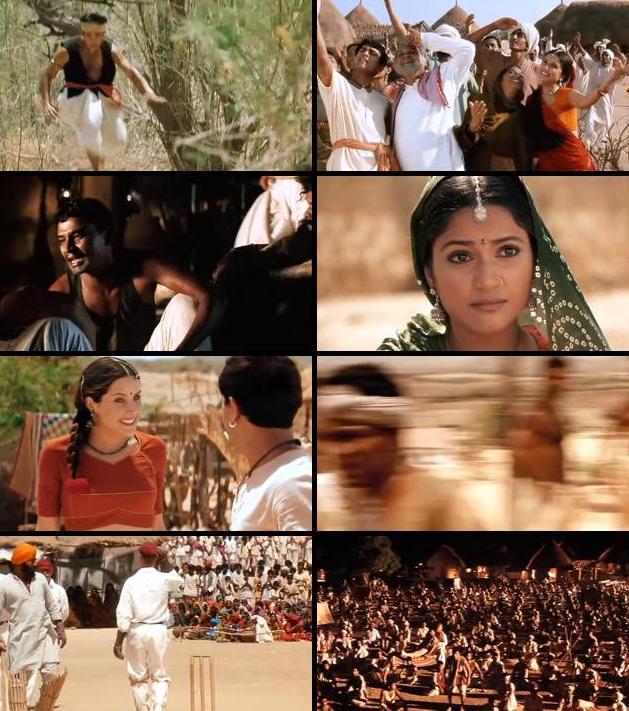 Download Lagaan 2001 Hindi 720p BluRay 1.6GB