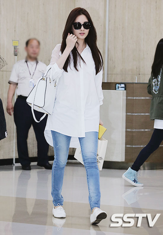 SNSD Seohyun Airport Fashion | Listing Service