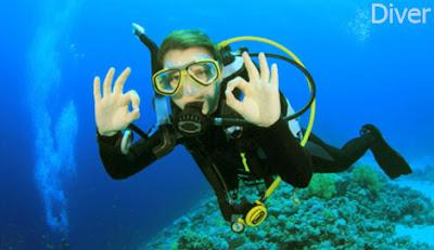 diver occupation
