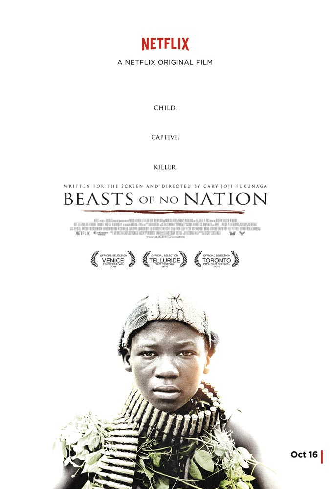 Beasts Of No Nation - Full HD 1080p - Legendado