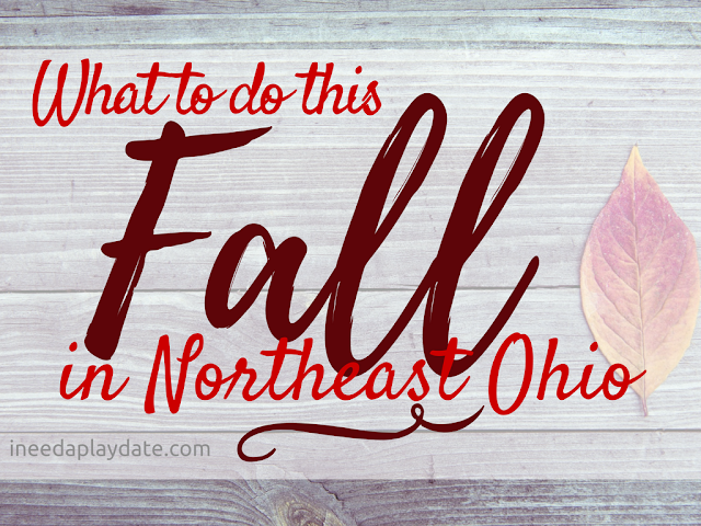 Fall in Love with Cleveland and Northeast Ohio this Autumn #eatplaylivecle