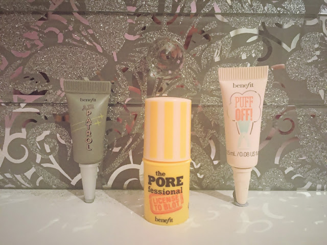 Best Benefit Products | Air Patrol | POREfessional | Puff Off