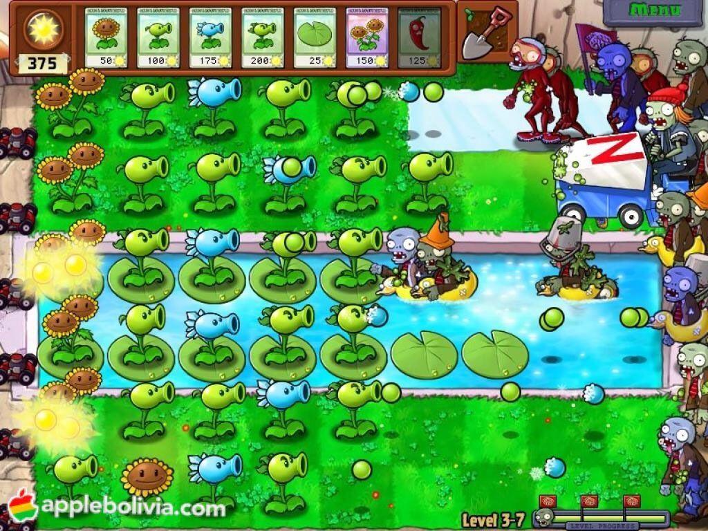 Juego Plants Vs Zombies Para Ios Gratis Por Tiempo Limitado