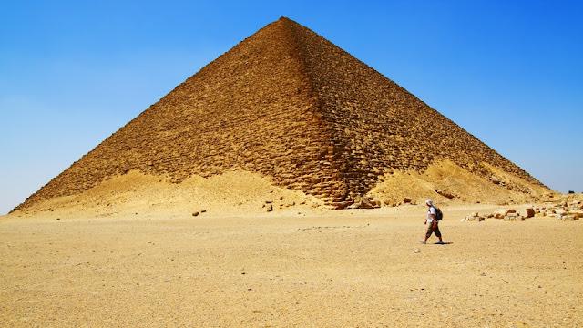 piramida di mesir