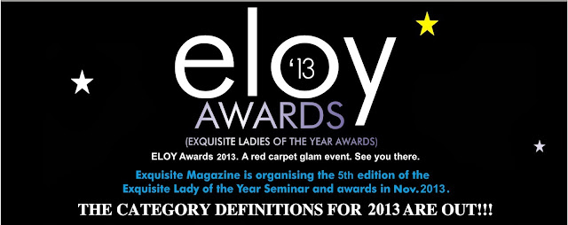 @NAIJAMUSICCITY EVENTS: 2013 ELOY AWARDS (5th Edition) @exquisitemagazn